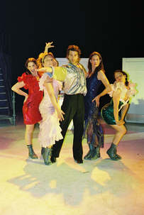 The Road To Heaven at Teater Grob 2004