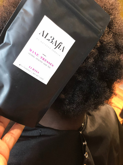 Al3afia Mane Tresses Herbal Tea Bundle