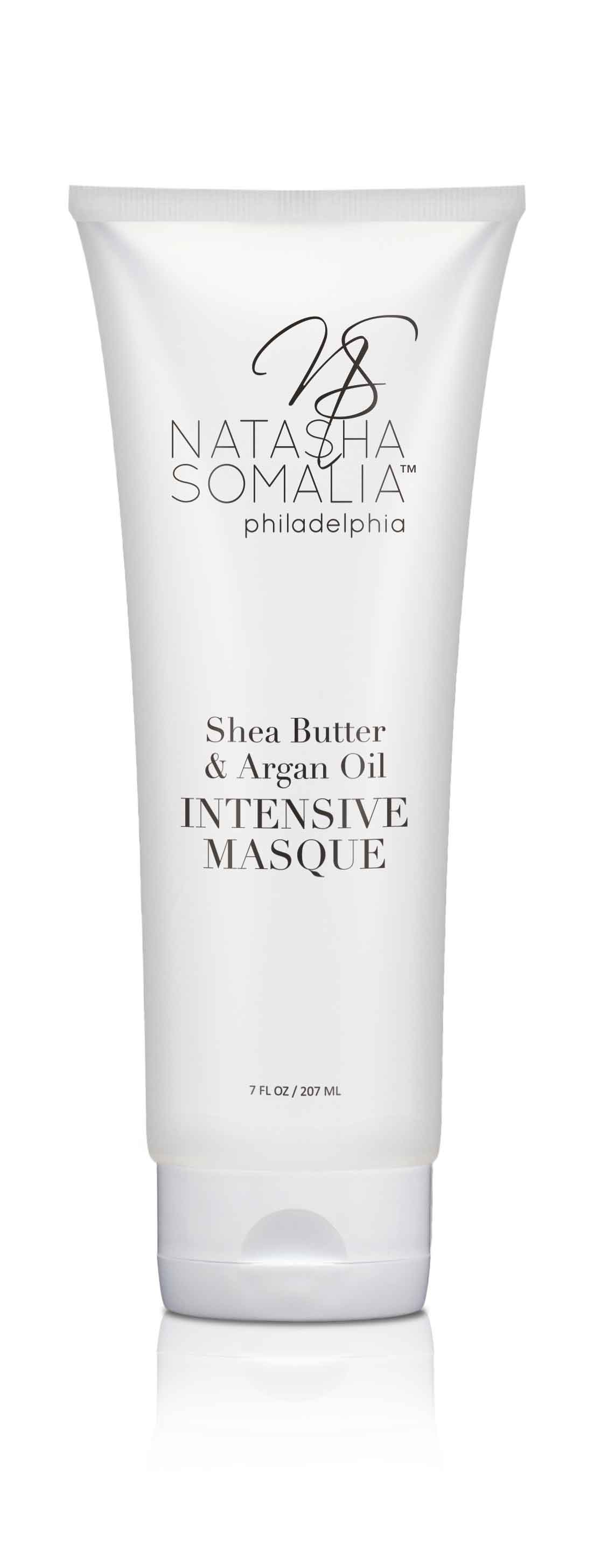 Shea Butter & Argan Oil