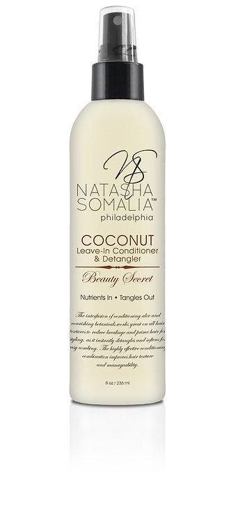 Coconut Leave-In Conditioner & Detangler