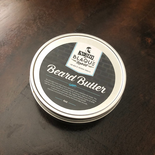 The Blaque Label Beard Butter