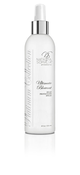 The Ultimate Blowout Heat Protectant Spray with VITAMIN E