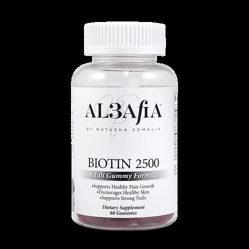 Al3afia Biotin 2500 (30 day supply)