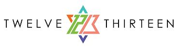 TwelveThirteen Logo LANDSCAPE_Full Colou