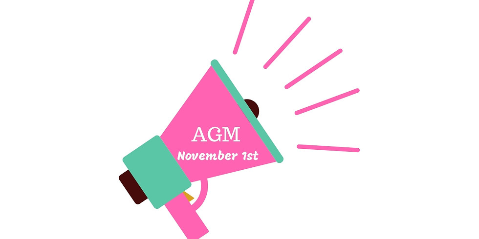 Upcoming Annual Meeting Nov 1st