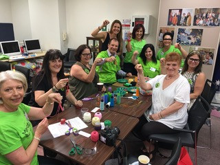 Making a Difference on Mitzvah Day