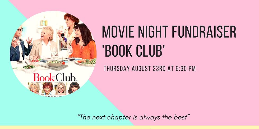 Movie Night Fundraiser - 'Book Club'