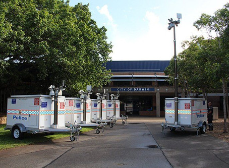 New CCTV Mobile Units Rolled Out