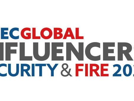 IFSEC Global Influencers Security & Fire 2020