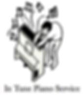 In Tune Piano Service Logo