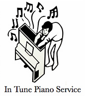 In Tune Piano Service Logo