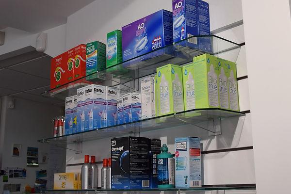 produits d'entretien lunettes et lentilles (Novacel, Optinett ...) dansvotre magasin Amandine Optique à Gignac