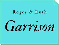 Roger & Ruth Garrison