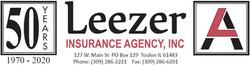 Leezer sign logo