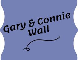 Gary & Connie Wall