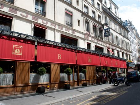 Our Favorite Restaurants in Paris: Part 3: 'The Brassierie Bofinger' in Paris