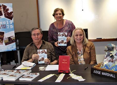 Q & A - Marshall & Debbie Hockett, Authors of 'Tripping 1975' & Susan J. Farese, SJF Communications