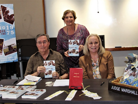Q & A - Marshall & Debbie Hockett, Authors of 'Tripping 1975' & Susan J. Farese, SJF Communications