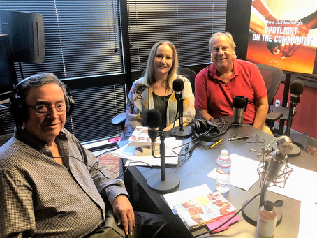 Marshall & Debbie Hockett Interviewed on 'Spotlight on the Community' Podcast by Drew Schlosberg