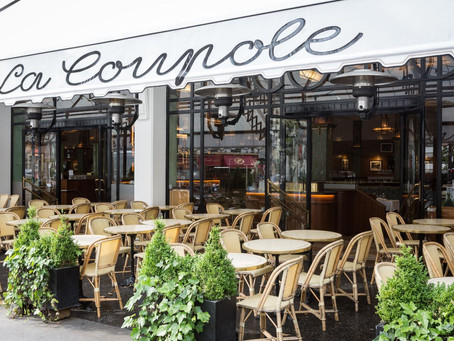 Our Favorite Restaurants in Paris: Part 4: 'La Coupole' in Paris