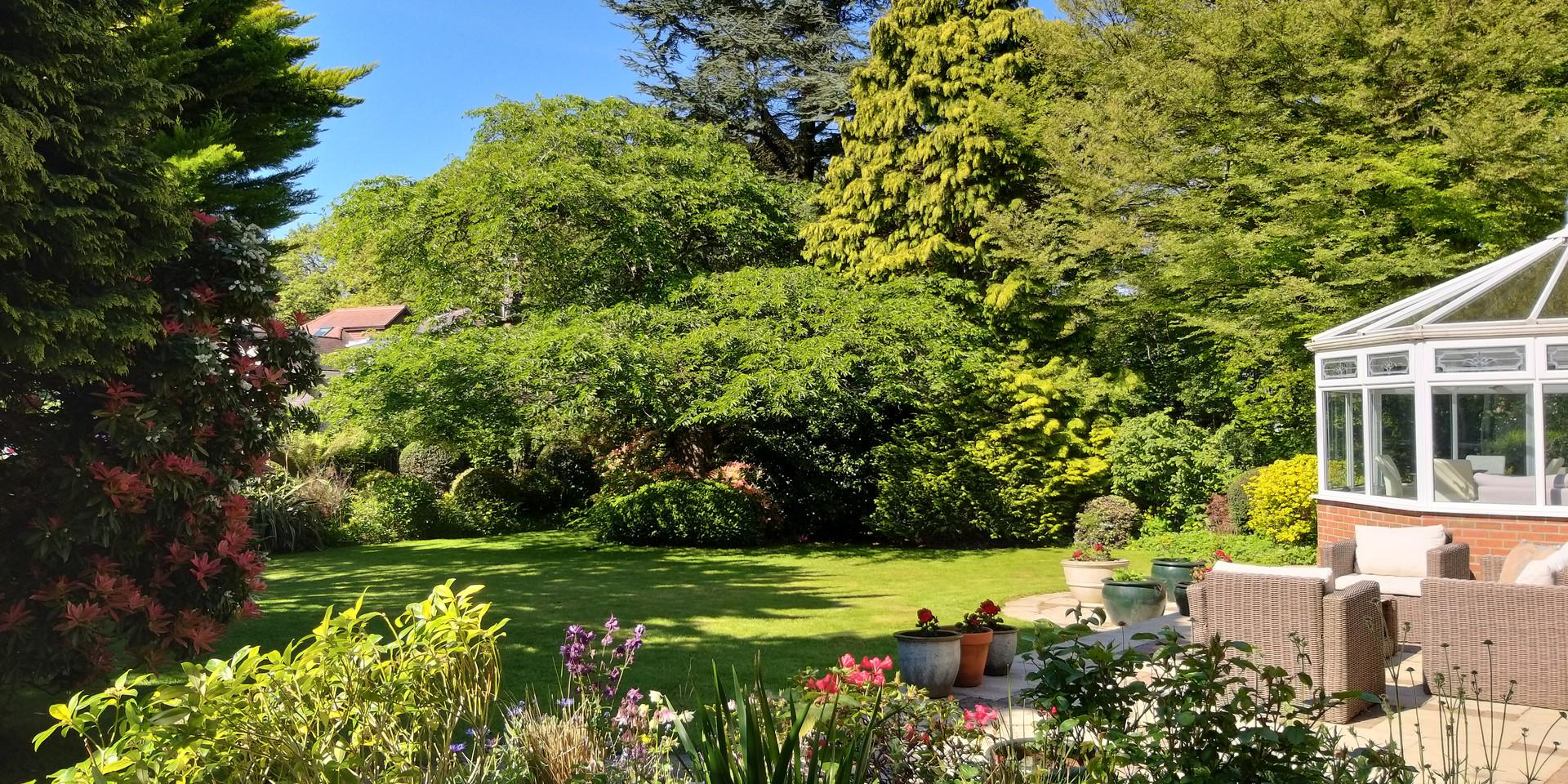 Hillingford Garden 1