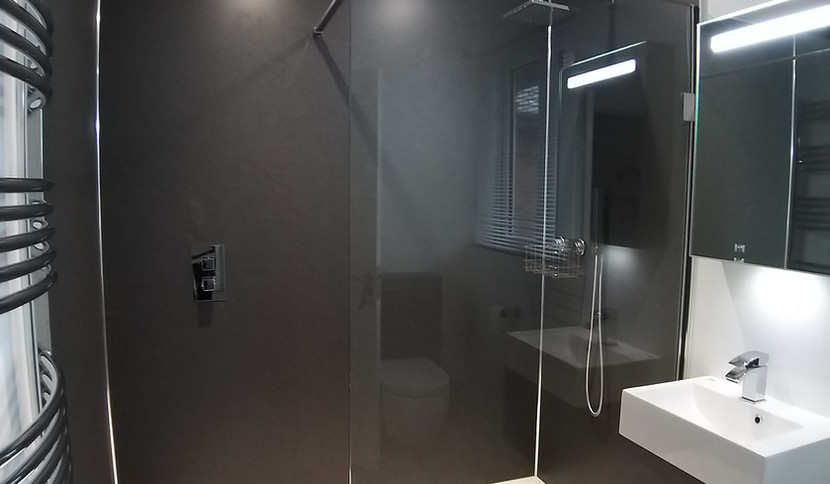 Snaefell Room Private Shower