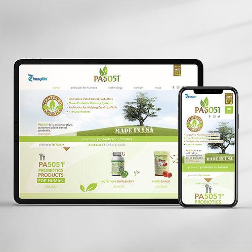 PA5051 Plant Based Probiotics