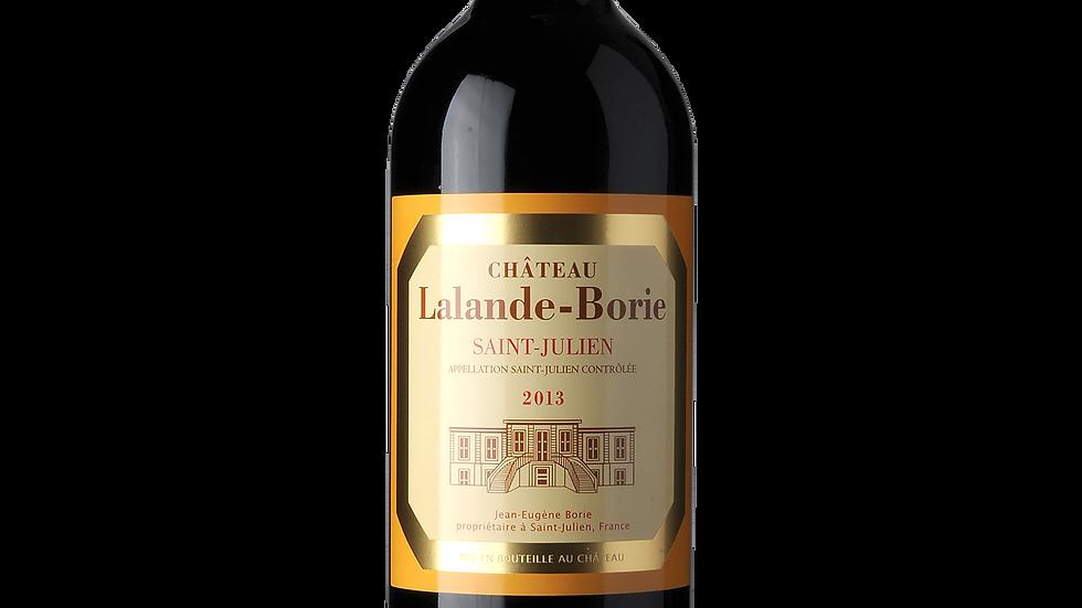 Château Lalande-Borie - 2015 - 75 cl