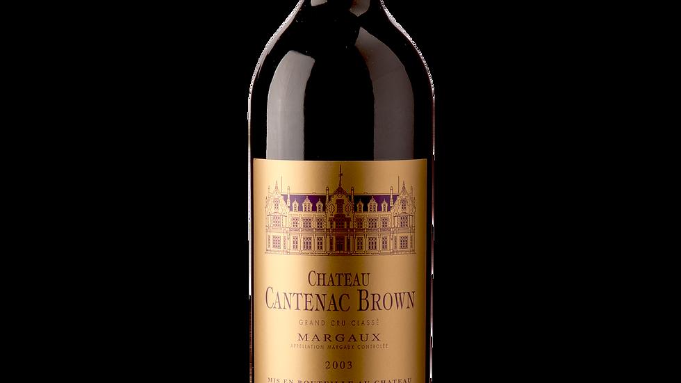 Château Cantenac-Brown - 2014 - 75 cl