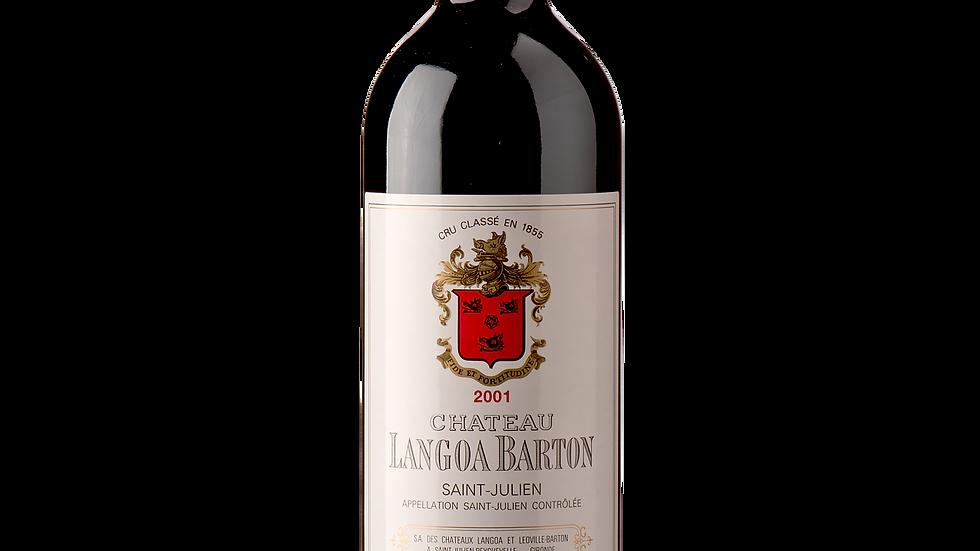 Château Langoa Barton - 2010 - 75 cl