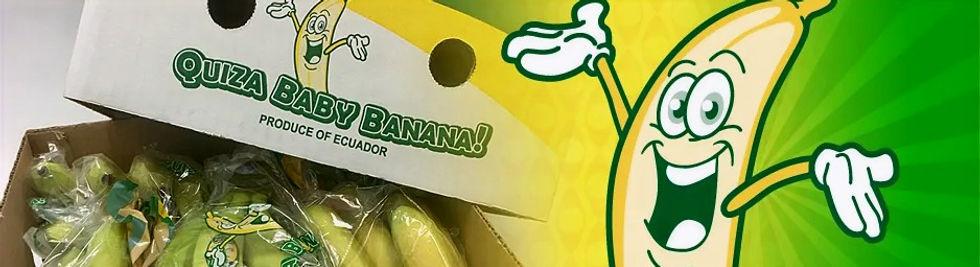 Banner Quiza Banana Official Partner