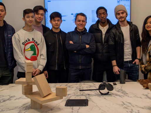 Precision Stone collaborateswith Cooper Union on Student Project