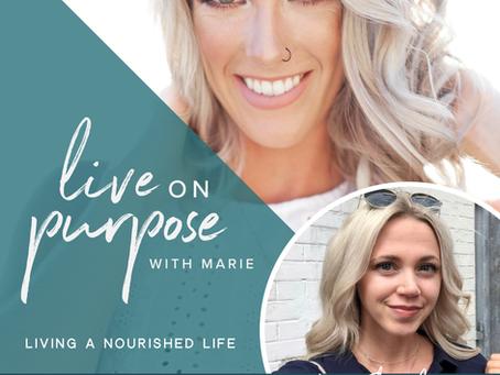 Ep.36: Living a Nourished Life with Jass Stupak