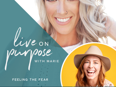 Episode 32: Feeling The Fear with Laura Macleod