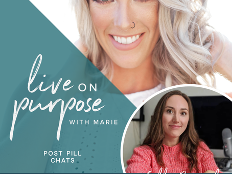 Episode 22: Post Pill Chats with Gabby Borgerink