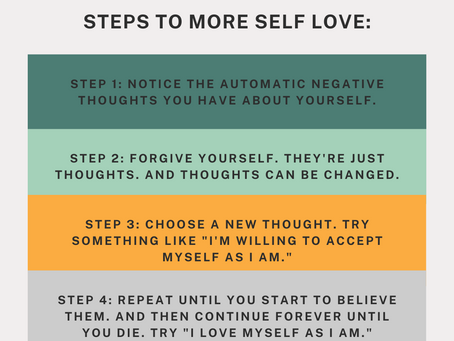 Ep.66 The Self Love Episode