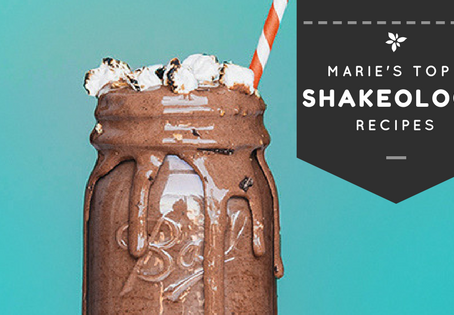Marie's TOP TEN Shakeology Recipes