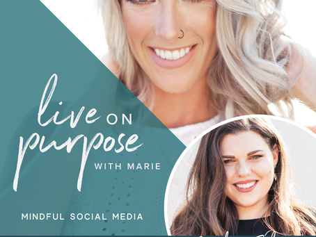 Ep 35: Mindful Social Media with Courtney Sjoberg