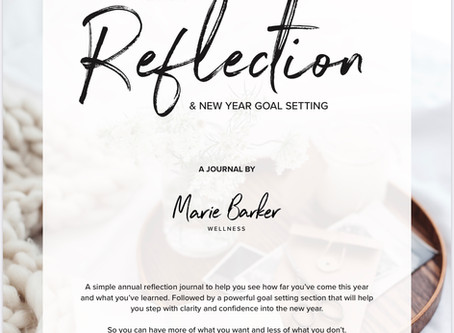 Episode 17: Year End Reflection + Goal Setting