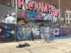אמנות רחוב באמסטרדם
