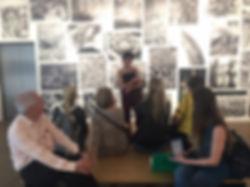 סיורי גלריות בסוהו ומייפר בלונדון