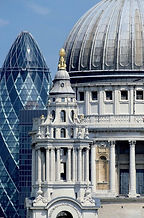סיורי אדריכלות בסיטי של לונדון