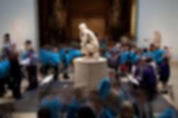 סיור מודרך במוזיאון הבריטי