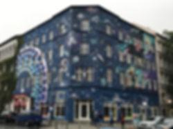 סיור ייחודי בשכונת שונברג המשלב את עולם אמנות הרחוב מפנים ומבחוץ!