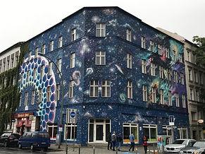 סיור אמנות רחוב בשנברג והאורבן ניישן