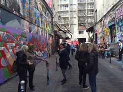 אמנות רחוב וגרפיטי בפריז