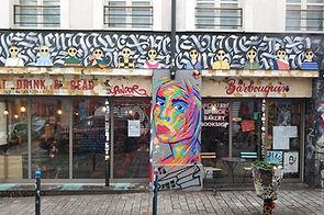 אמנות רחוב בבלוויל