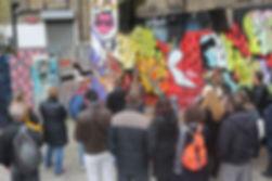 סיור אמנות רחוב וגרפיטי בשורדיץ׳