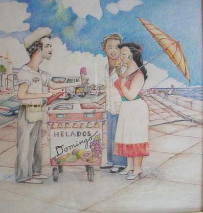 Sunday Ice Cream Havana
