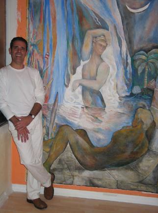 El nuevo Herald Jose and the fresco.jpg
